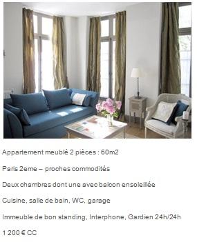 attention aux pi ges lorsque l on cherche un appartement. Black Bedroom Furniture Sets. Home Design Ideas