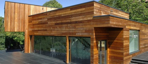 Les constructions en bois de plus en plus pl biscit es denicher - Les maisons intelligentes ...