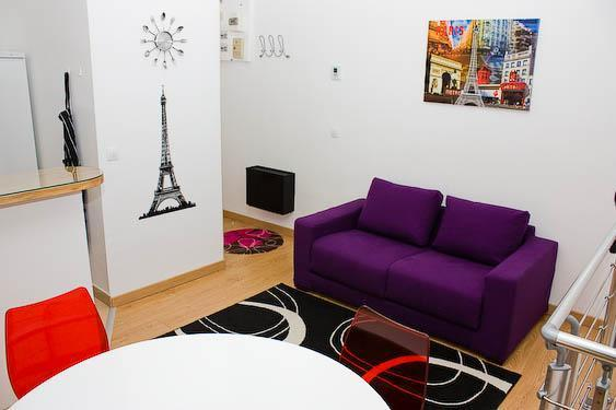 location vacance a paris