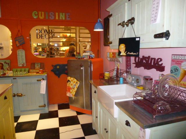 Un petit retour ann es 50 d nicher for Imaginer sa cuisine