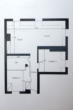La qualit d 39 un appartement repose en grande partie sur for Cuisine sans fenetre eclairee