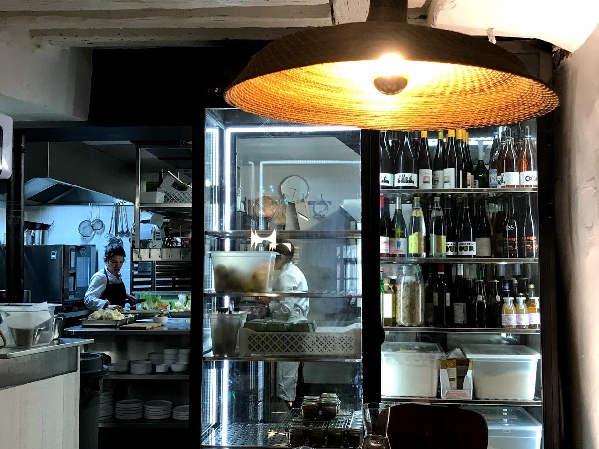 Cafe Ineko  Rue Des Gravilliers