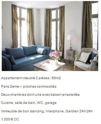 attention aux pi ges lorsque l on cherche un appartement en location d nicher. Black Bedroom Furniture Sets. Home Design Ideas