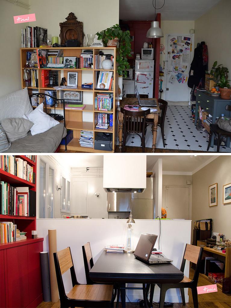 Relooking de l 39 appartement d 39 un client homelike home d for Relooking appartement